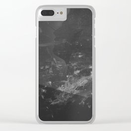 Younger Damage, Suicide Cat I Clear iPhone Case