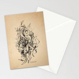 DinamInk #01 Stationery Cards