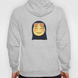 Nico Robin Emoji Design Hoody
