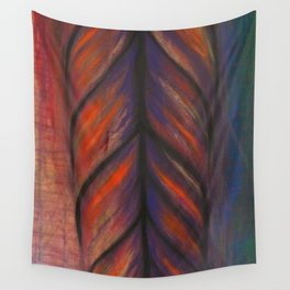Feather Tribe Wall Tapestry