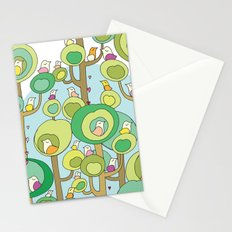 Trees Make Everything Better Stationery Cards
