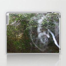 Through the wood line. Laptop & iPad Skin