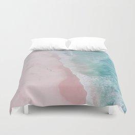 ocean walk Duvet Cover
