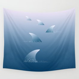 Let's go swimming Wall Tapestry