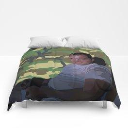 003. Major Malfunction Comforters