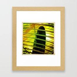 Number 1 Fan Framed Art Print