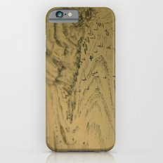 Swamis Sketch iPhone 6s Slim Case