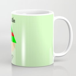 What the Elf? (What the eff? / What the fuck?) Coffee Mug