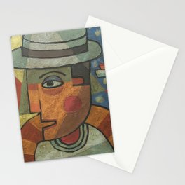 Buck Mulligan at the 40 foot 'Ulysses' Stationery Cards
