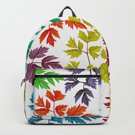 Happy Autumn Backpack