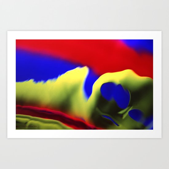 They Mostly Come at Night ... Mostly. Art Print