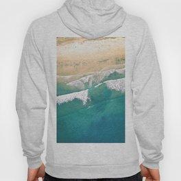 Turquoise Sea Beach Hoody