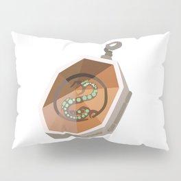 Salazar Slytherin's Locket Pillow Sham