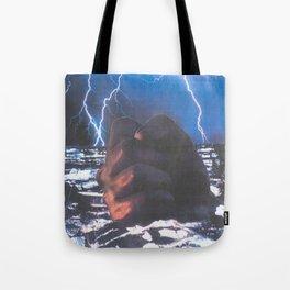 Hand Of Doom Tote Bag