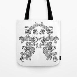 Sweetpea Tote Bag