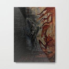 Nowhere to Run Metal Print