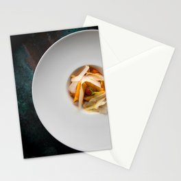 The Art of Food Pasta Heaven Stationery Cards