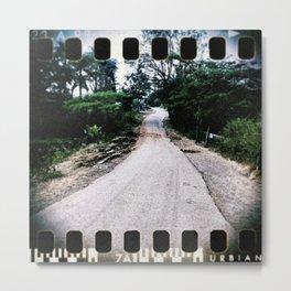 Saputara - Open Road Metal Print