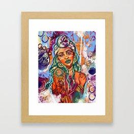 Khalifa Framed Art Print