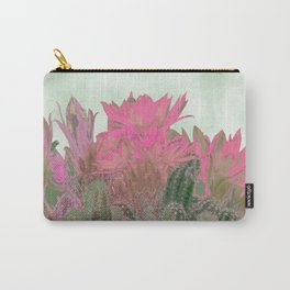 Succulenta Carry-All Pouch