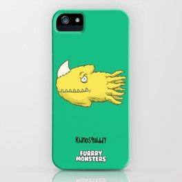 Rhinosquiddy iPhone Case