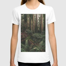 Redwood Forest Floor T-shirt