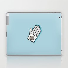 Fancy Glove Icon  Laptop & iPad Skin