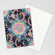 Color Celebration Mandala Stationery Cards