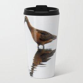 Long Billed Curlew Travel Mug