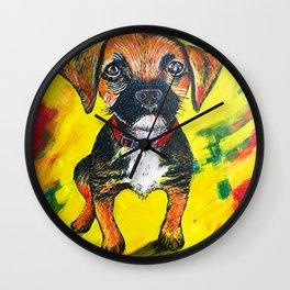 Hello Ernie Wall Clock