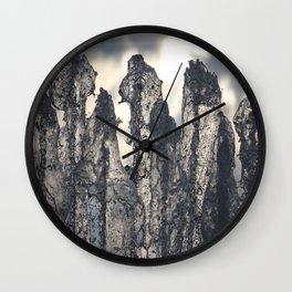 Early Rising Wall Clock