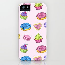 Sweets #2 iPhone Case