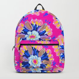 Pink Dakota Rose Backpack