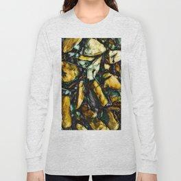 Funky Rock Garden Long Sleeve T-shirt