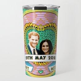 HARRY & MEGHAN Travel Mug