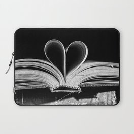 The Heart that Bends doesn't break. Laptop Sleeve