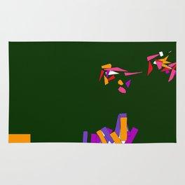 Fragmentation 3 Rug