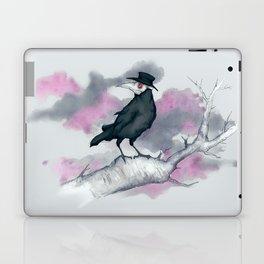 Plague Crow Laptop & iPad Skin