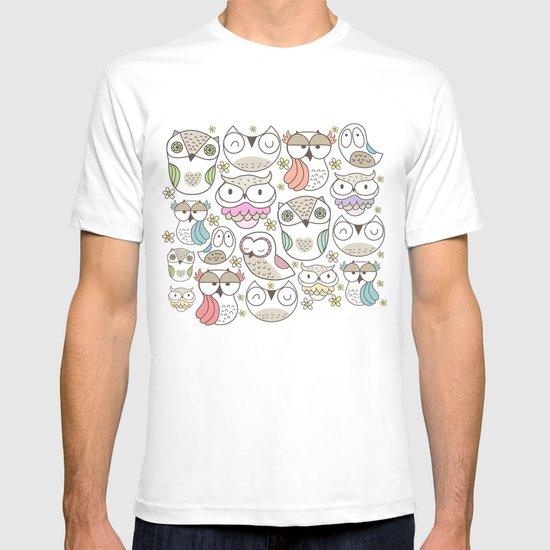 The owling T-shirt