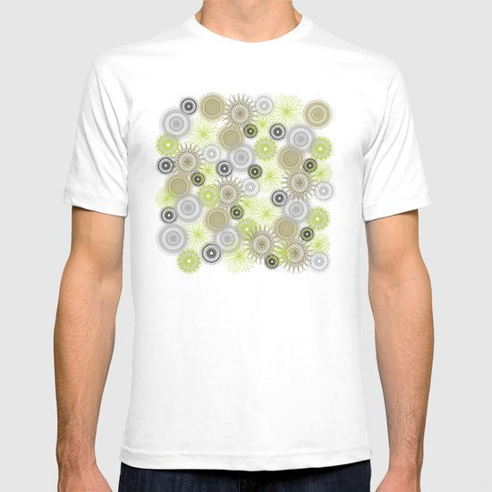 Modern Spiro Art #6 T-shirt