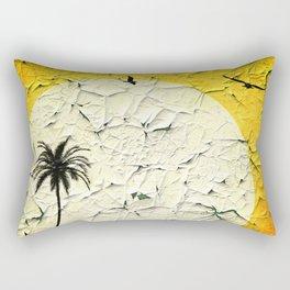 Vintage Summer Billboard Rectangular Pillow