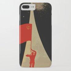 all the way up to the stars - soviet union propaganda Slim Case iPhone 7 Plus