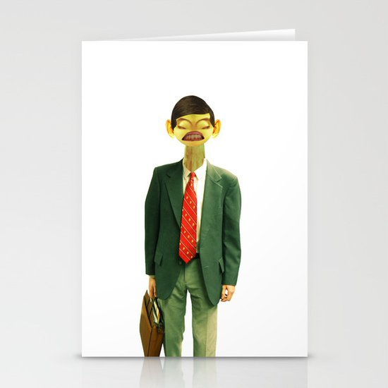 Mr. English Stationery Cards