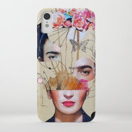 FRIDA FOR BEGINNERS iPhone Case