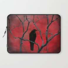The Color Red Laptop Sleeve