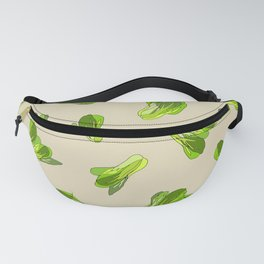 Lettuce Bok Choy Vegetable Fanny Pack