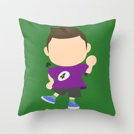 Villager♂#2(Smash)  Throw Pillow