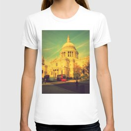 St Paul's Cathedral, London T-shirt