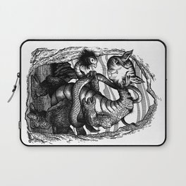 Beeky & Fluff at Play Laptop Sleeve