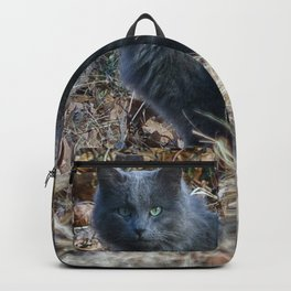 Cat in the Woods Backpack